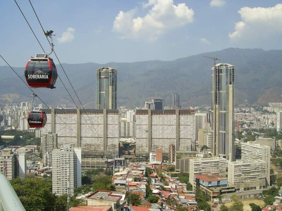 Caracas_Teleférico