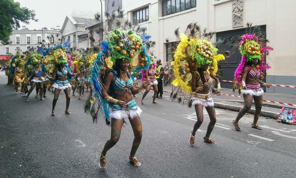 Carnaval de Antígua e Barbuda