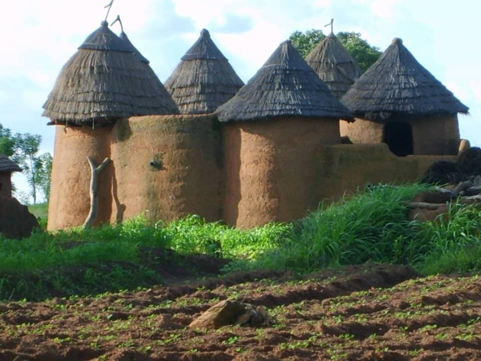 Casas Tipicas Tata Somba