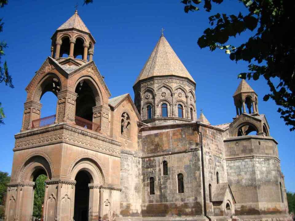 Catedral Echmiadzin