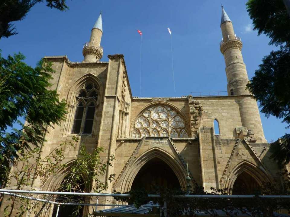 Catedral de Santa Sofia - Nicósia
