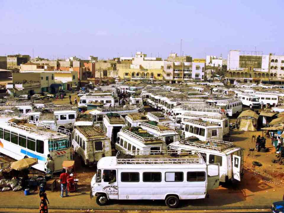 Centro de Dakar