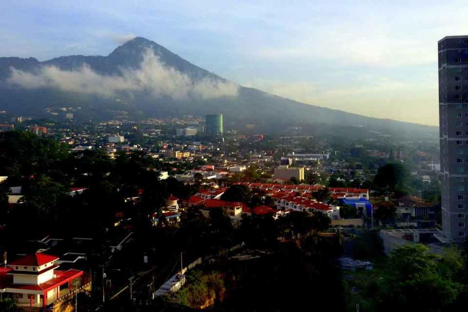 Cidade de San Salvador