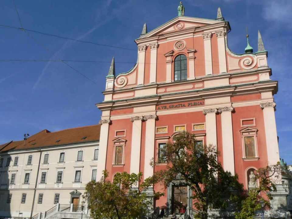 Franciskanska Cerkev