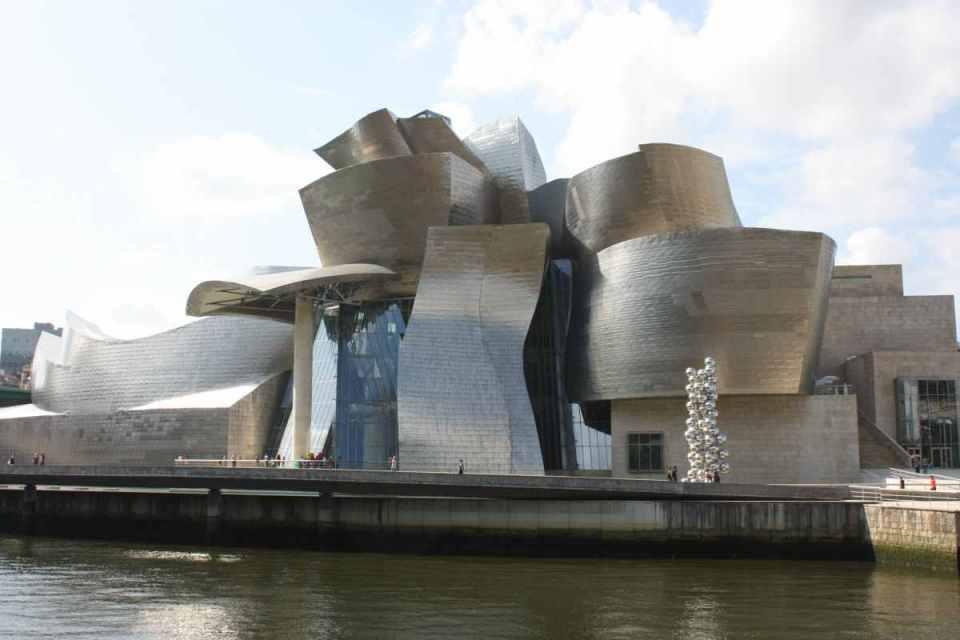 Museu Guggenheim - Bilbao