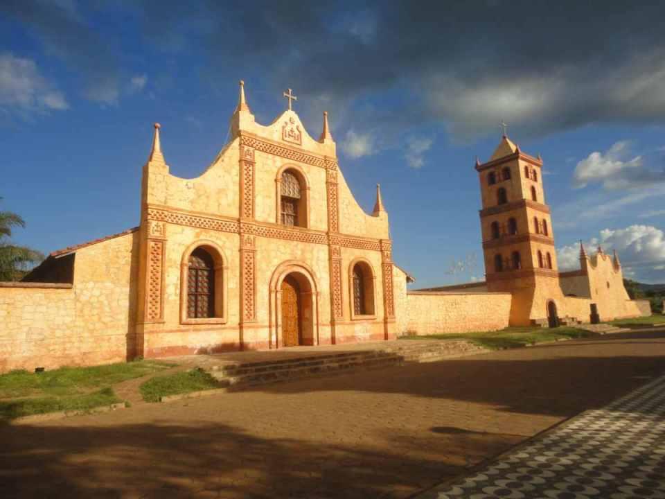 Igreja de San José de Chiquitos