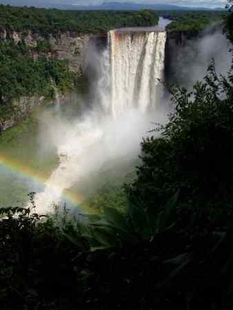 Kaieteur Falls-Guiana