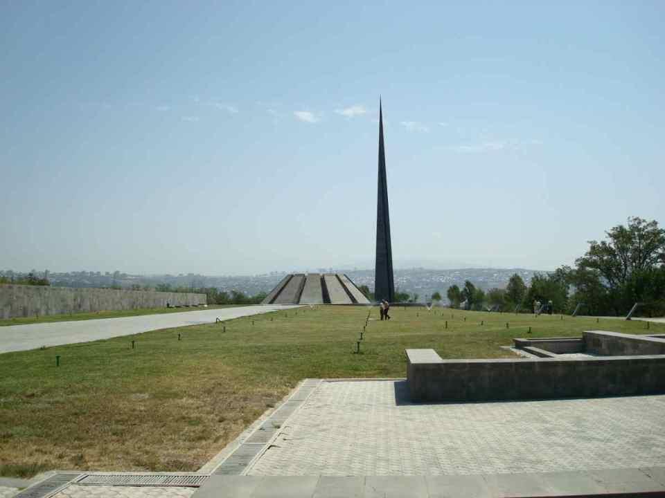 Memorial Tsitsernakaberd