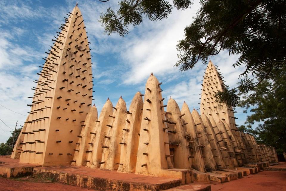 Mesquita Bobo Dioulasso