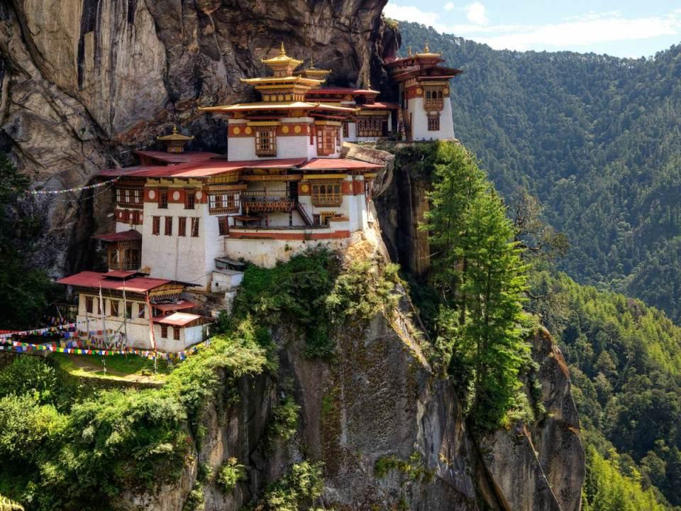 Mosteiro Paro Taktsang