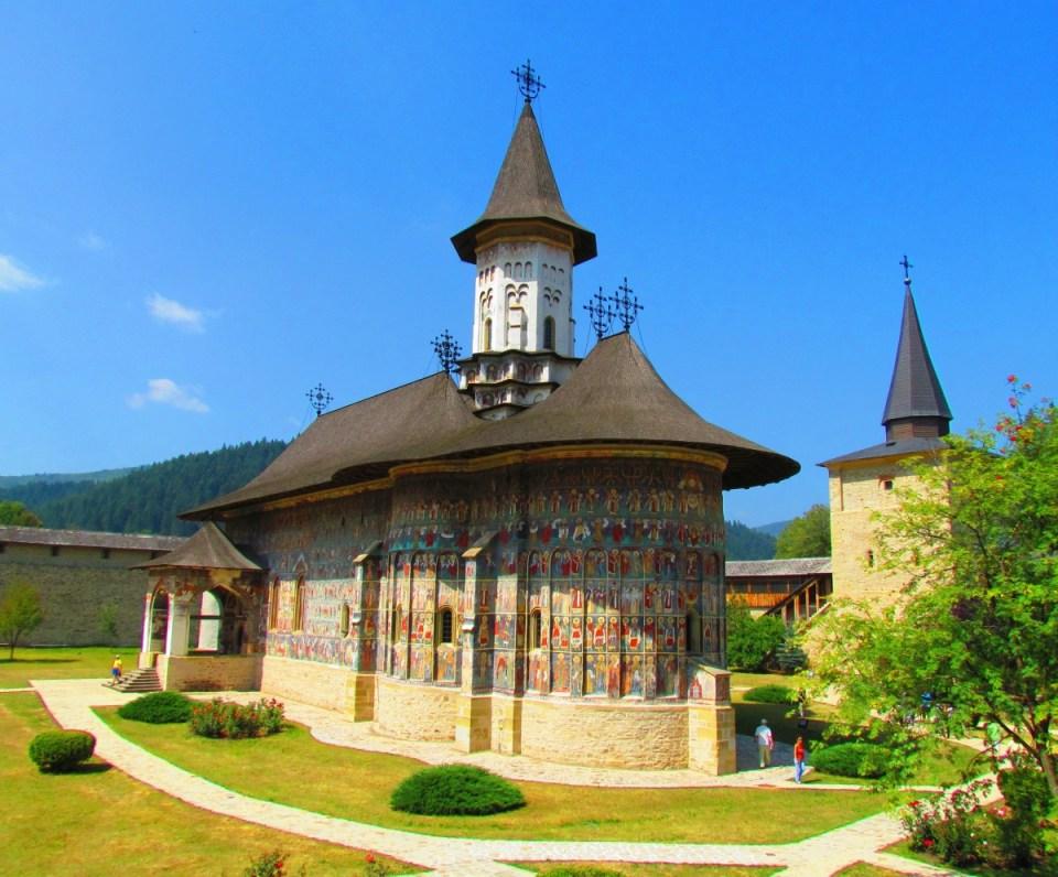 Mosteiro de Sucevita