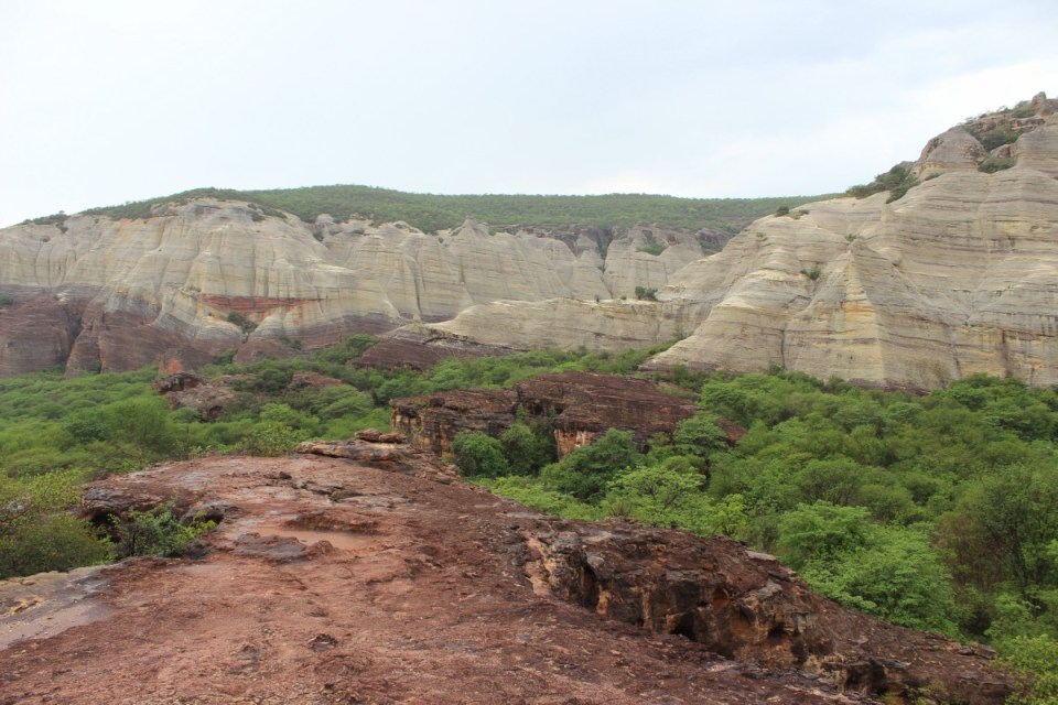 Parque Nacional da Serra de Capivara