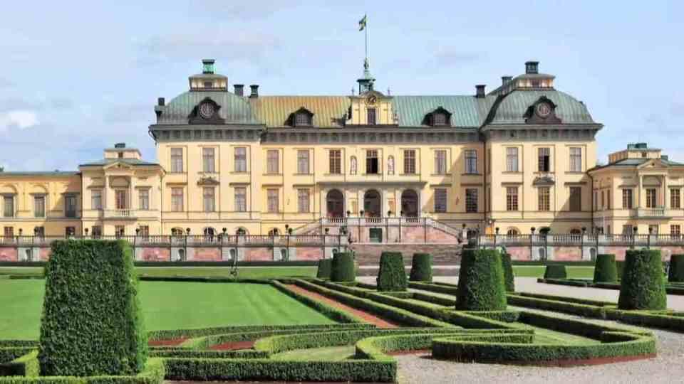 Palácio Drottningholm