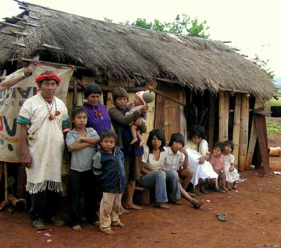 Povo Indígena Guaranis