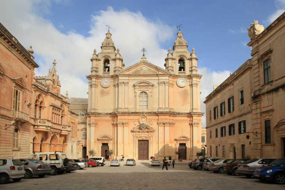 St.Pauls Cathedral - Malta