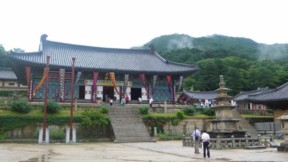 Templo Haeinsa - Changgyong P'Ango