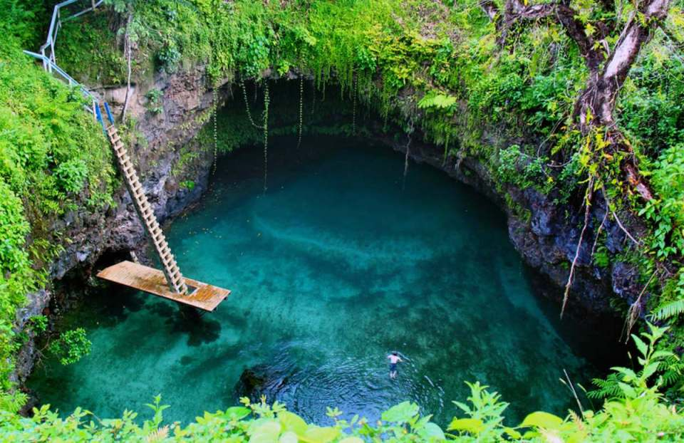 Upolu-Samoa