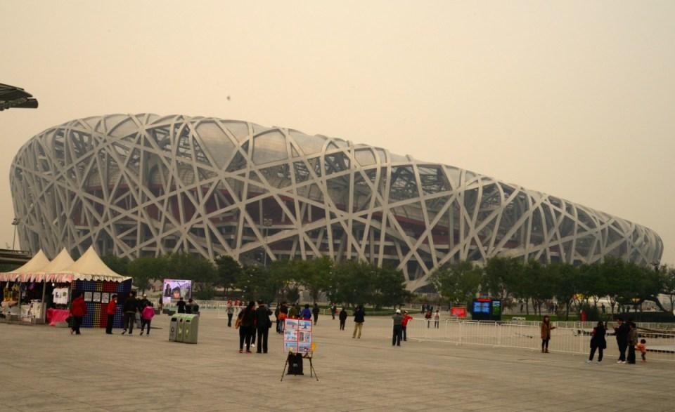 Estádio Olímpico de Pequim