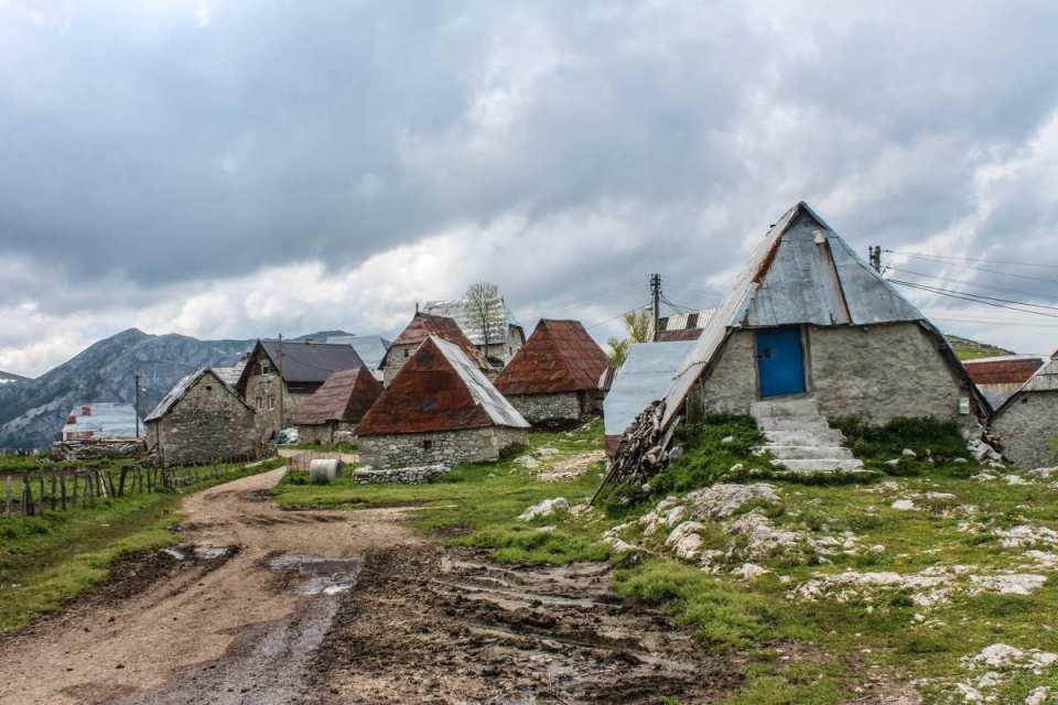 Aldeia na Bósnia Herzegovina