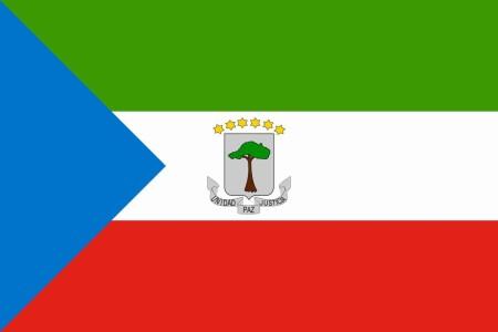 Bandeira da Guiné Equatorial