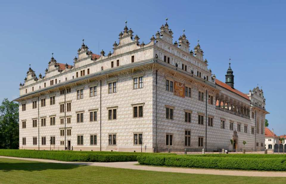 Castelo Litomysl
