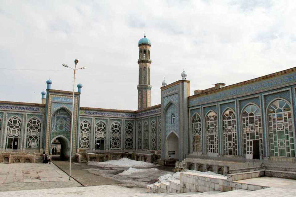Grand Masjid - Dushanbe