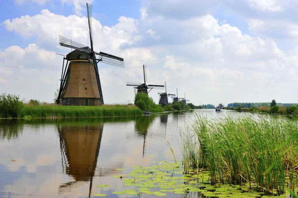 Kinderdijk-Eshout