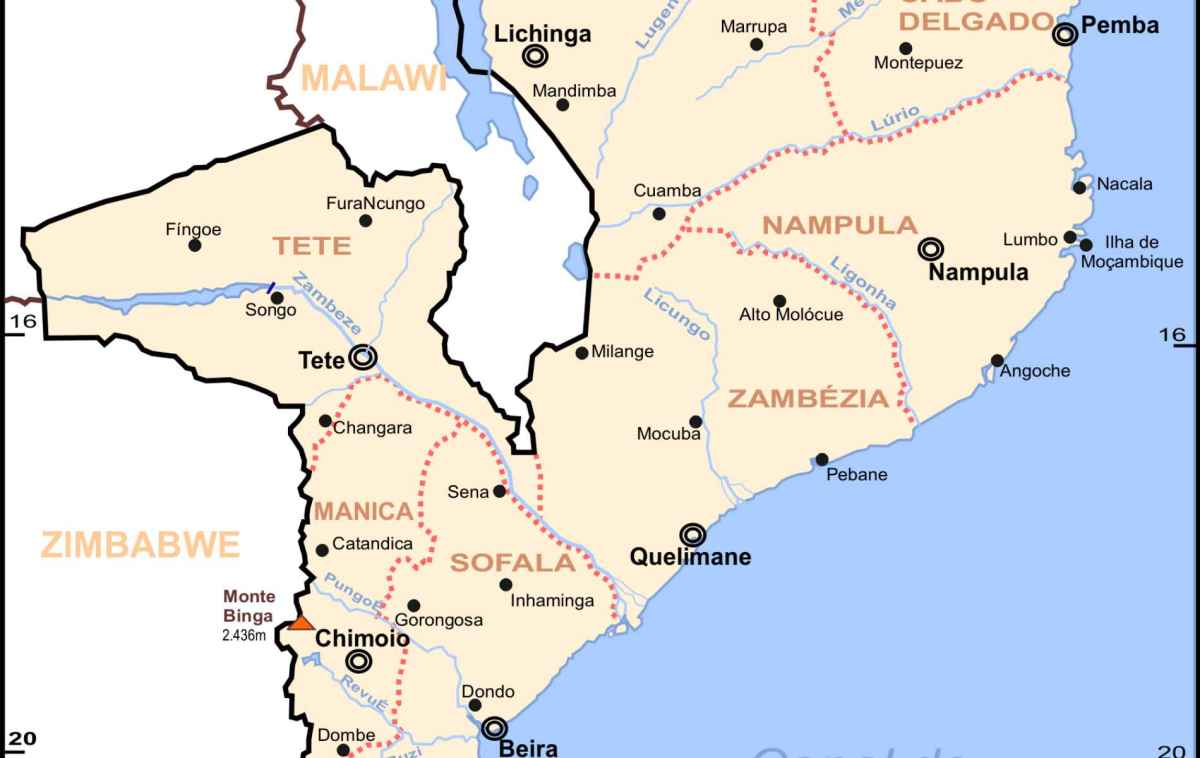 MOAMBIQUE  Amantes de Viagens