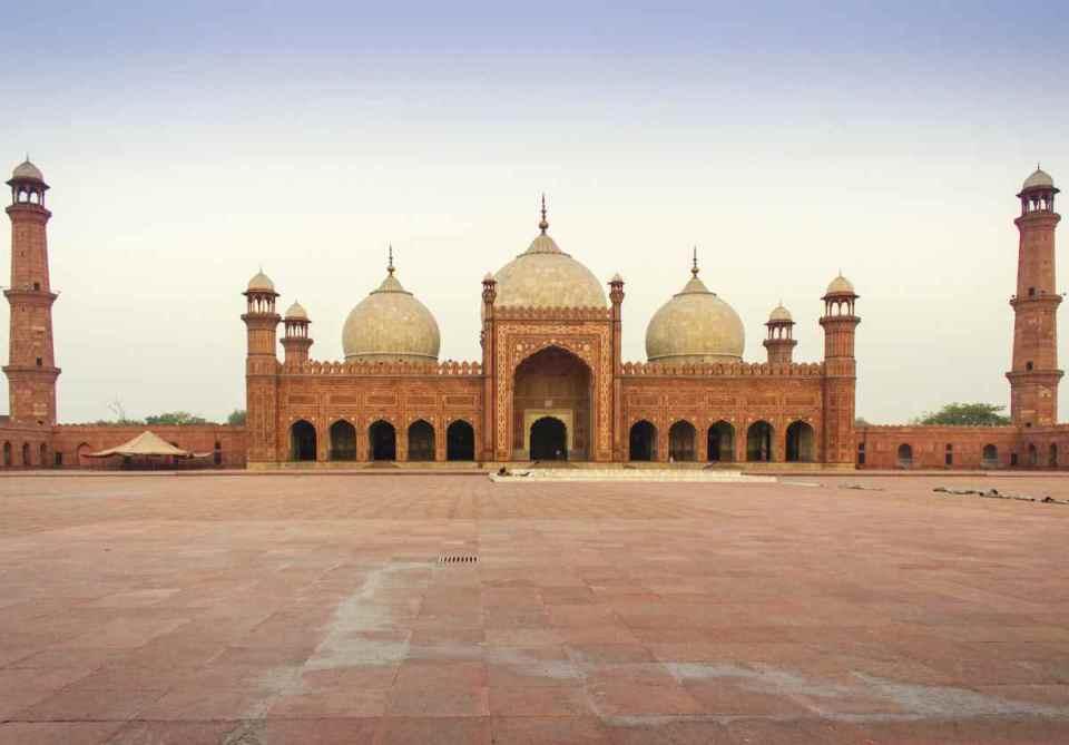 Mesquita Badshahi - Lahore