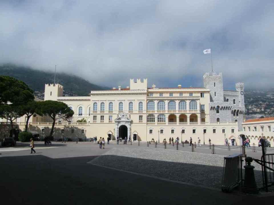 Palácio Real do Mónaco