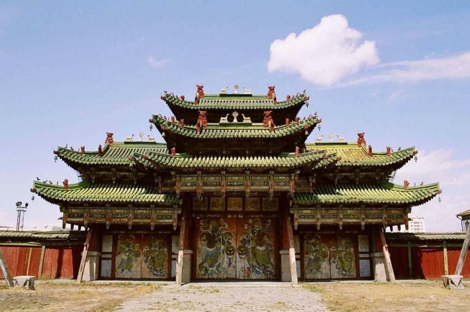 Palácio de Inverno de Bogd Khan