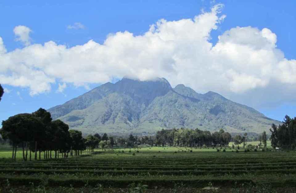 Parque Nacional Volcanoes