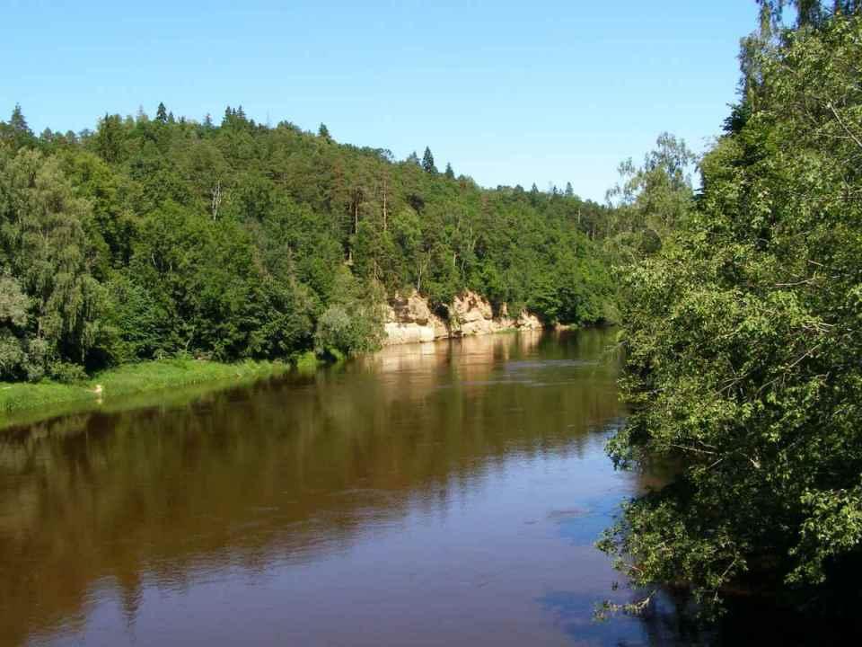 Parque Natural de Gauja