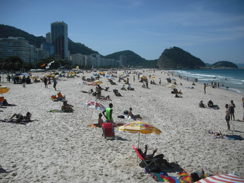 Praia do Leblon - Rio de Janeiro