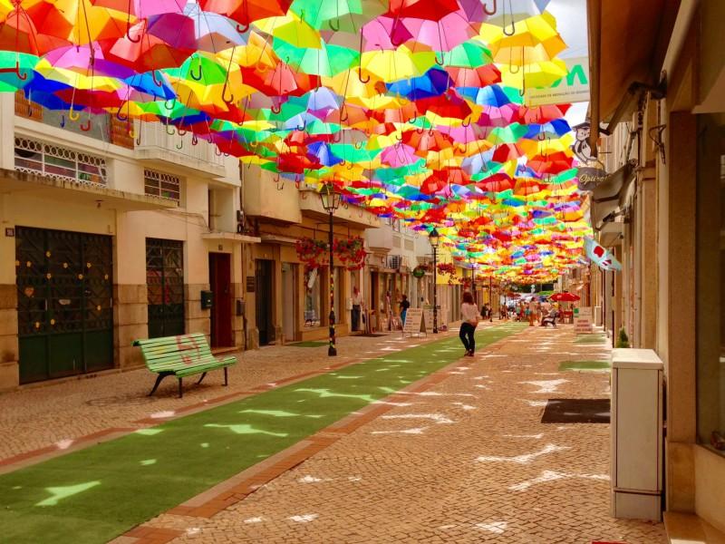 Rota da Luz- Aveiro-  Portugal