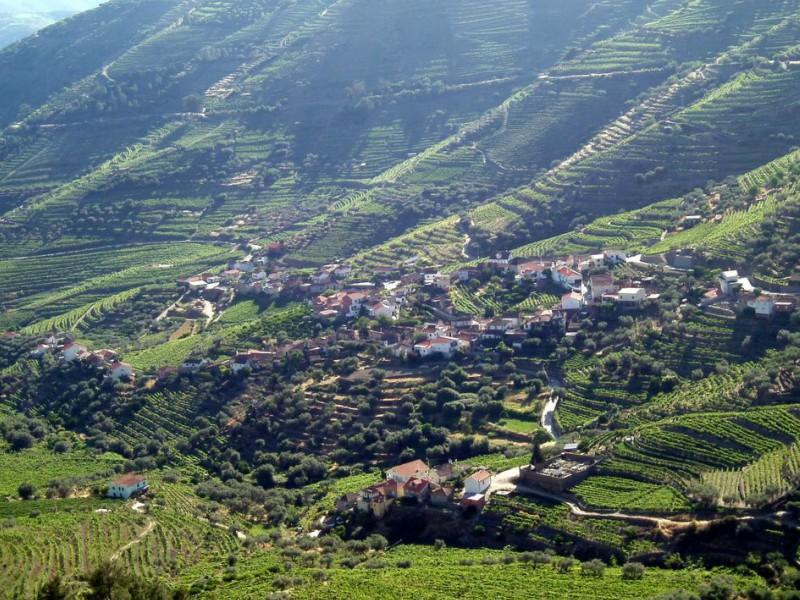 Nordeste transmontano- Portugal