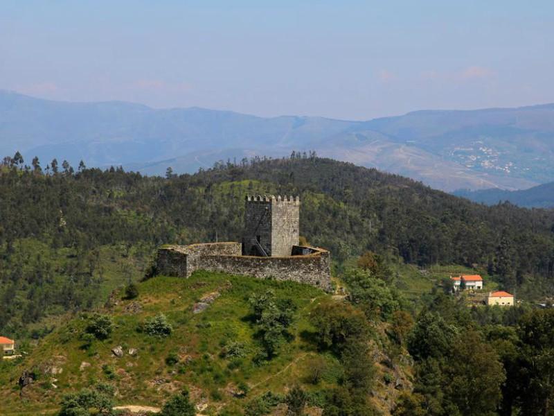 Castelo de Arnóia- Celorico de Basto-Portugal