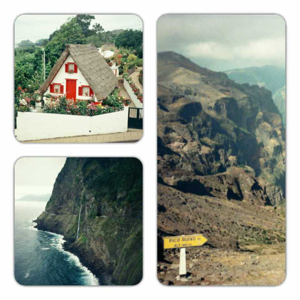 Portugal-Ilha da Madeira
