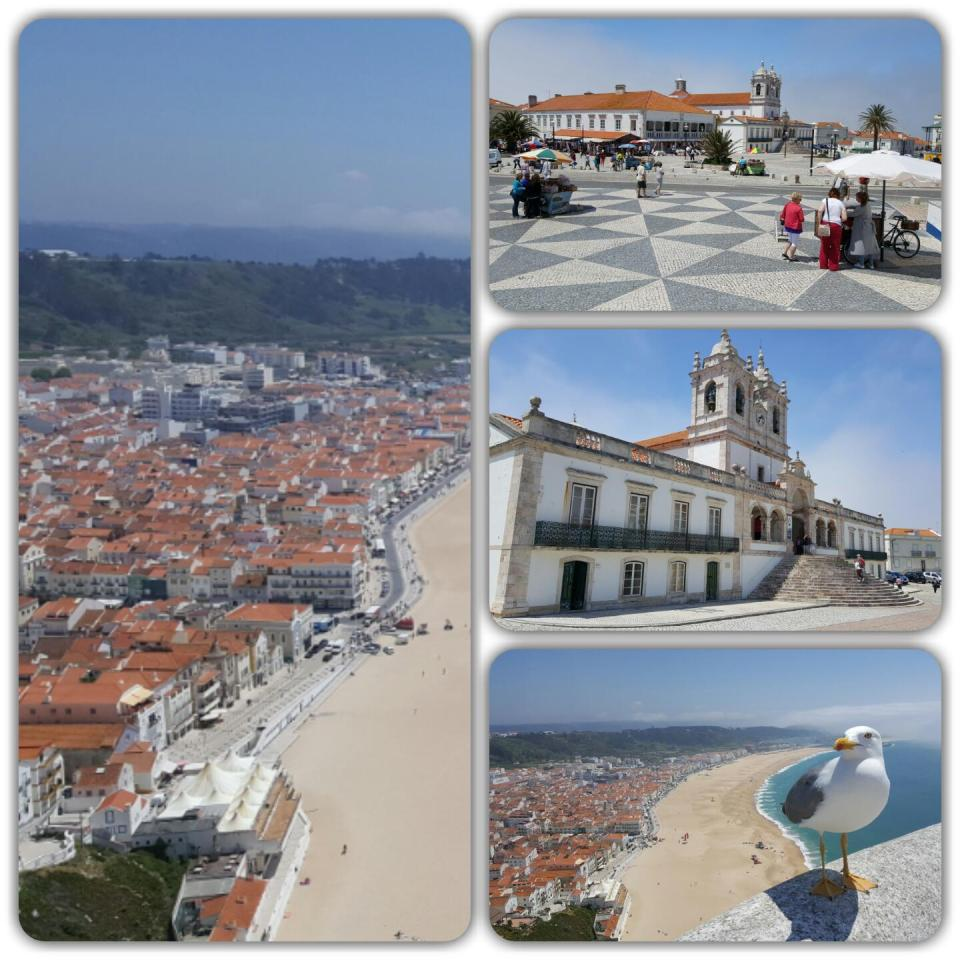 Portugal-Nazaré (Sítio)