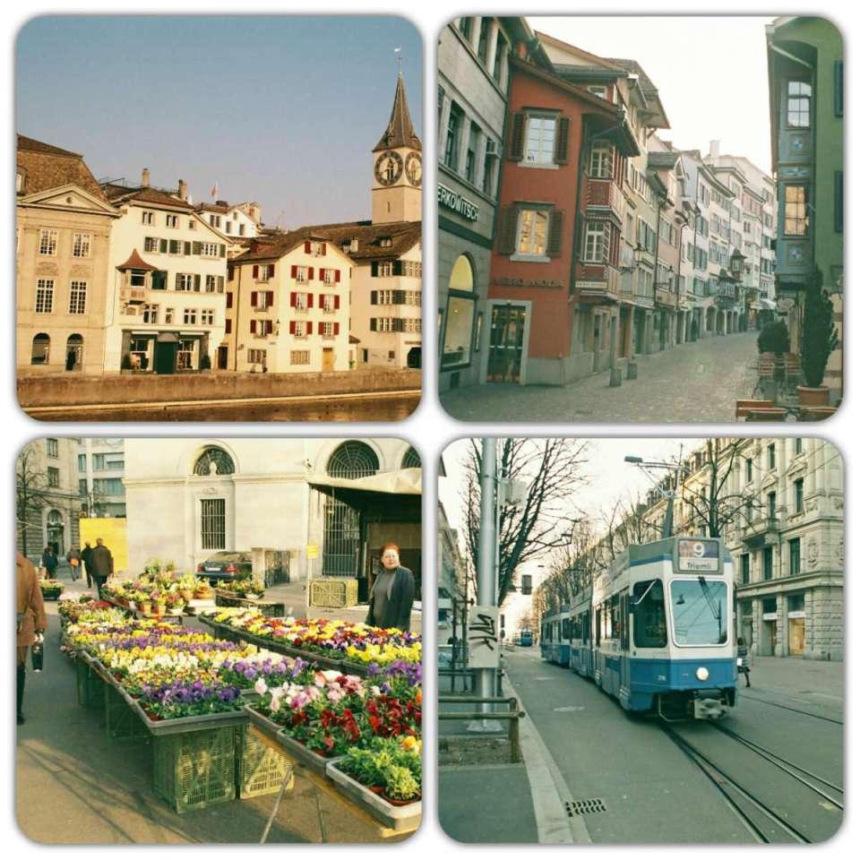 Suiça-Zurique