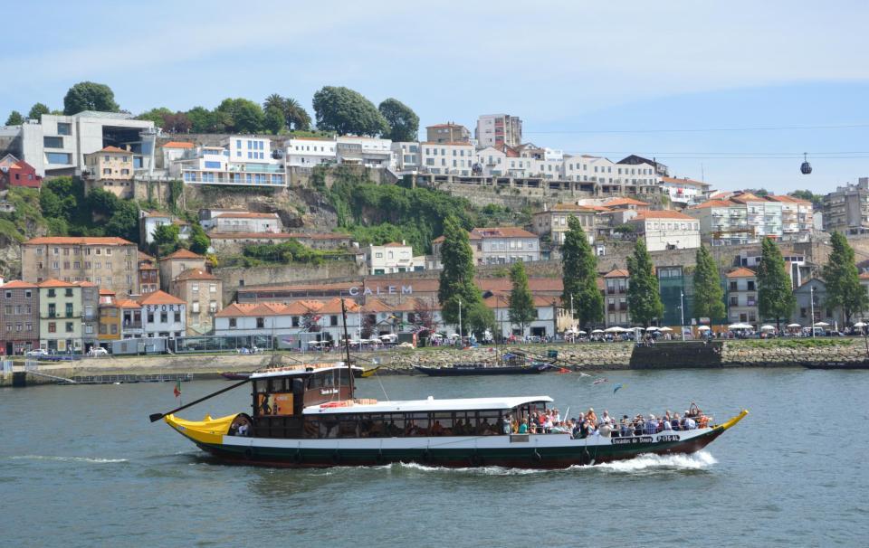 Porto- Vila Nova de Gaia- Portugal