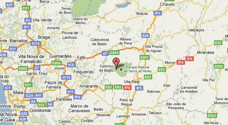 Mondim de Basto- Vila Real- Portugal