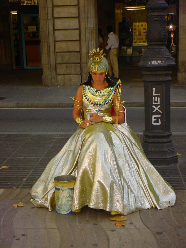 Las Ramblas- Barcelona