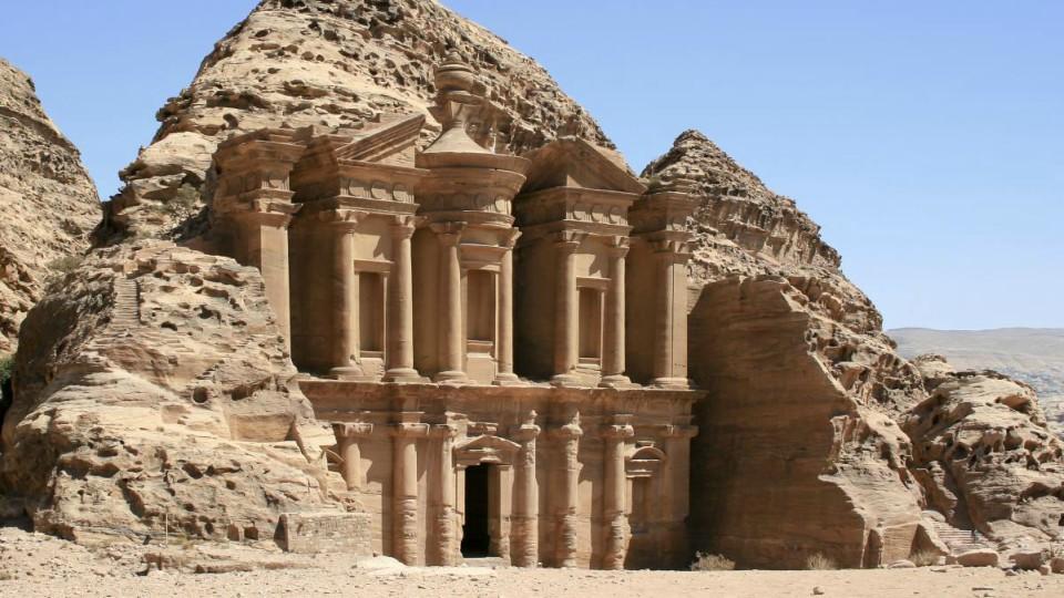 Petra- Jordânia