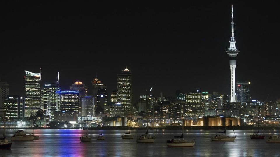 Auckland- Nova Zelândia