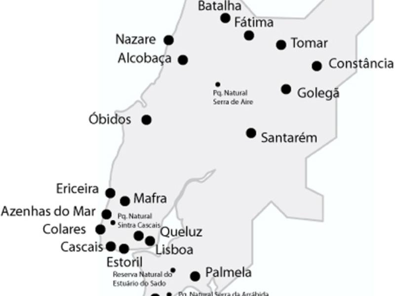 Roteiros turisticos de Lisboa