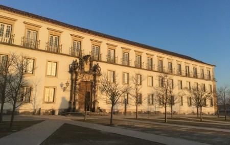Coimbra histórica e milenar - Portugal