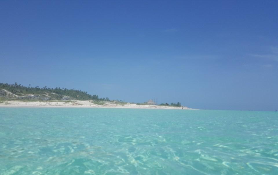 Principais destinos nas Caraíbas