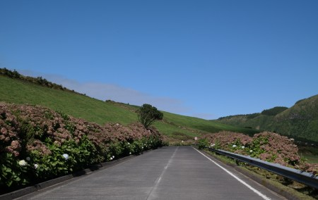Aluguer automóvel nos Açores - Portugal