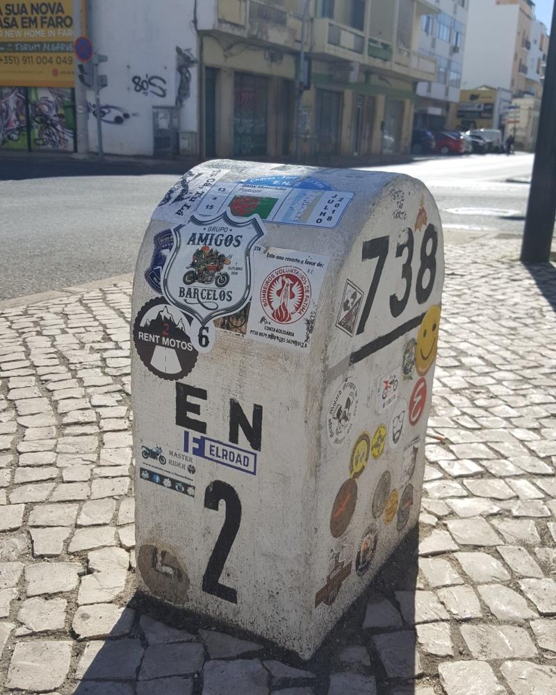 Estrada Nacional 2- Portugal